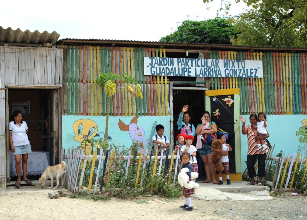 Homelessness in Ecuador