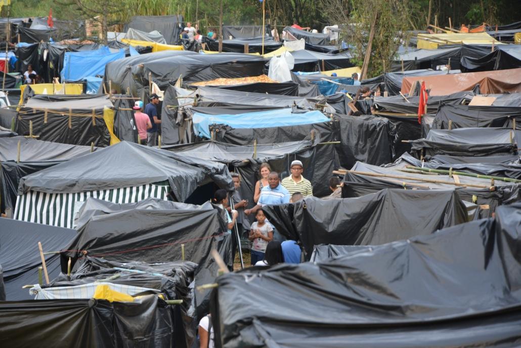 Homelessness in Sao Paulo