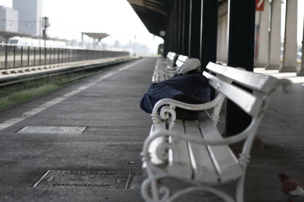 Homelessness in Slovenia