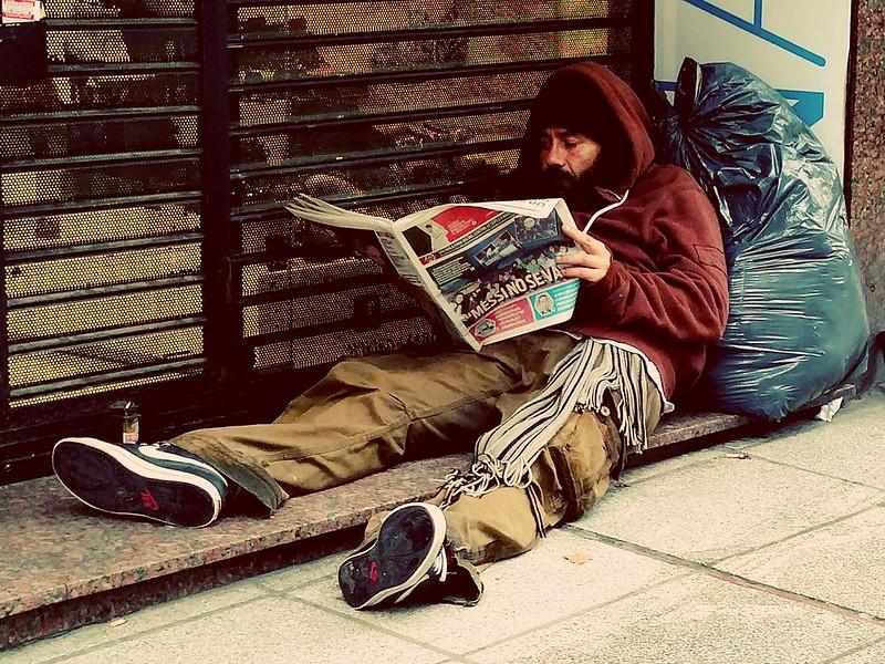 Homelessness in the Czech Republic
