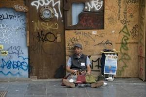 Homelessness In Belgium