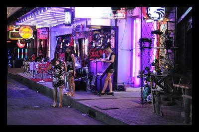 Human Trafficking in Bangkok