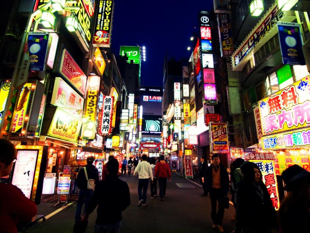 Human Trafficking in Japan
