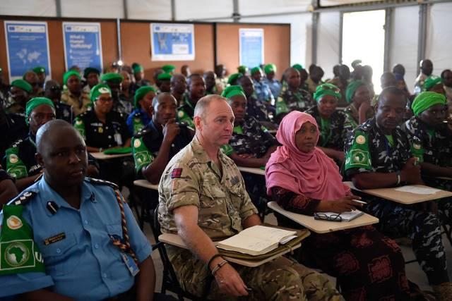 Human Trafficking in Somalia