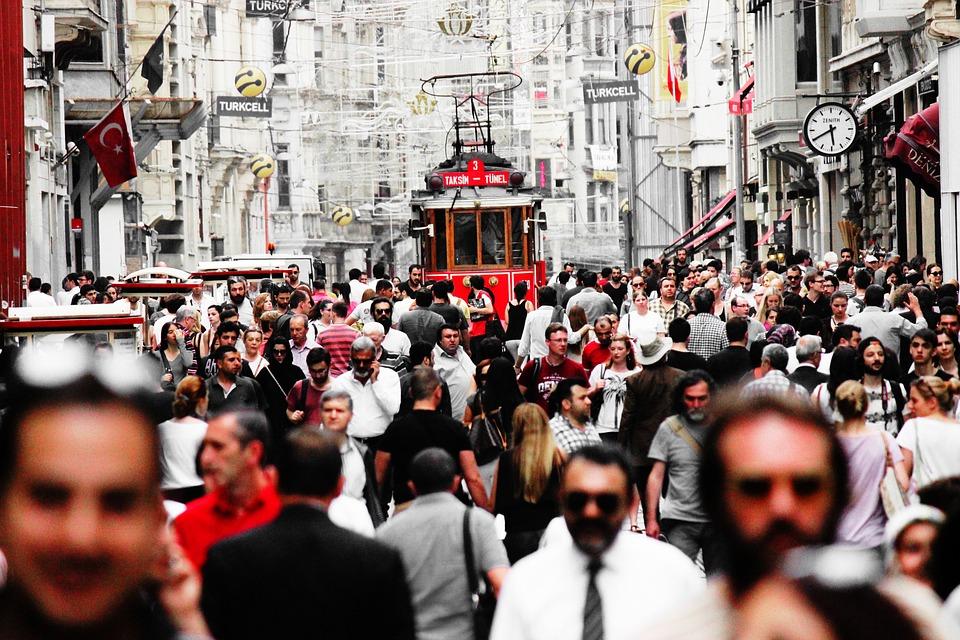Human Trafficking in Turkey