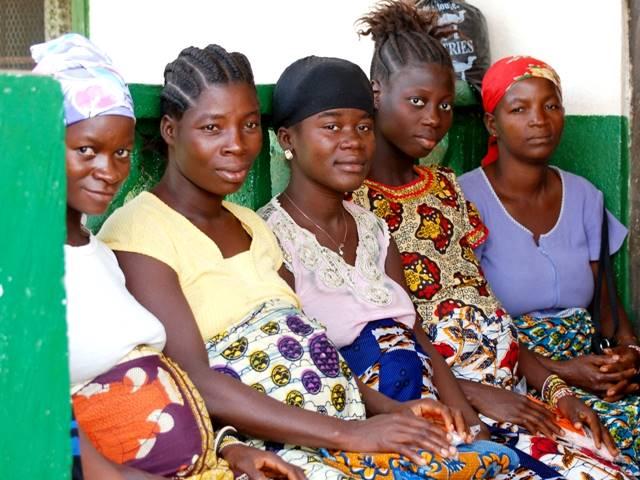 Human trafficking in Liberia