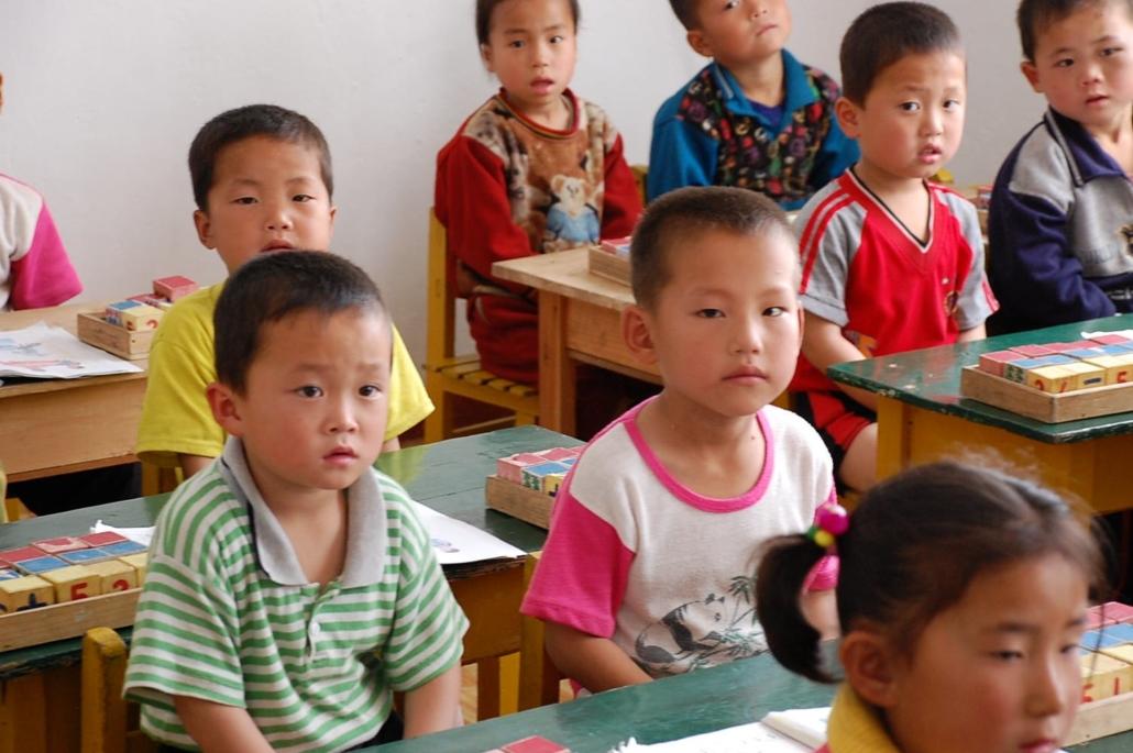 Human trafficking in North Korea