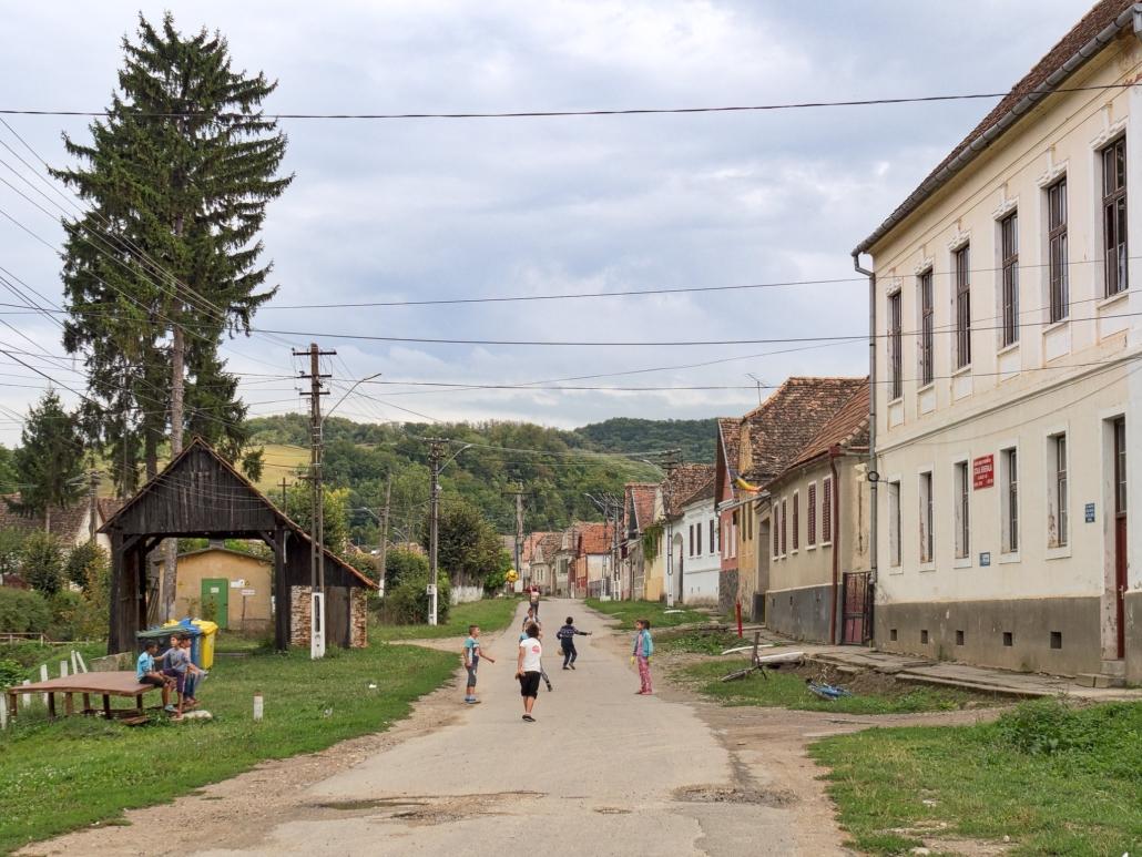 Human Trafficking in Romania