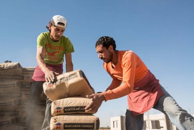 Aide humanitaire en Jordanie