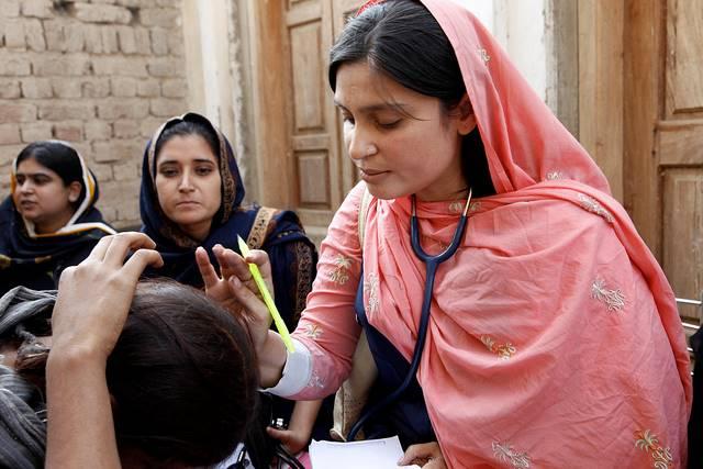 Humanitarian Aid in Pakistan