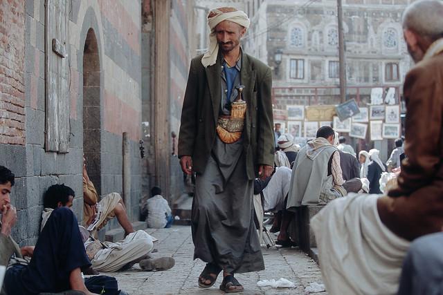 Humanitarian Aid in Yemen