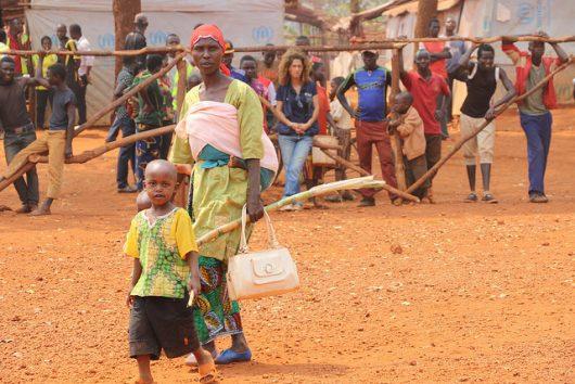 Humanitarian Aid to Burundi