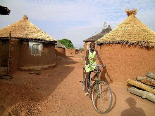 Humanitarian Aid to Ghana