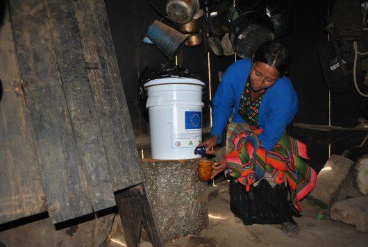 Humanitarian Aid to Guatemala