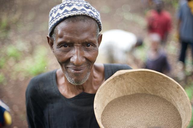 Humanitarian Aid to Guinea