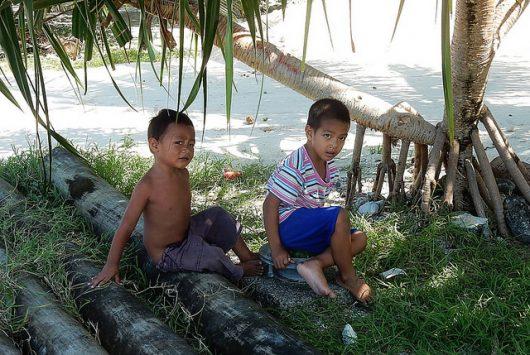 Humanitarian Aid to Tuvalu