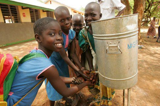 Humanitarian Aid to Uganda