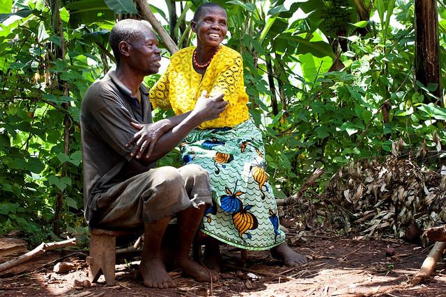 Humanitarian Aid to Rwanda