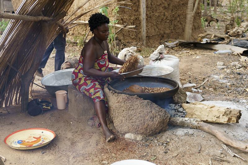 Hunger in Benin