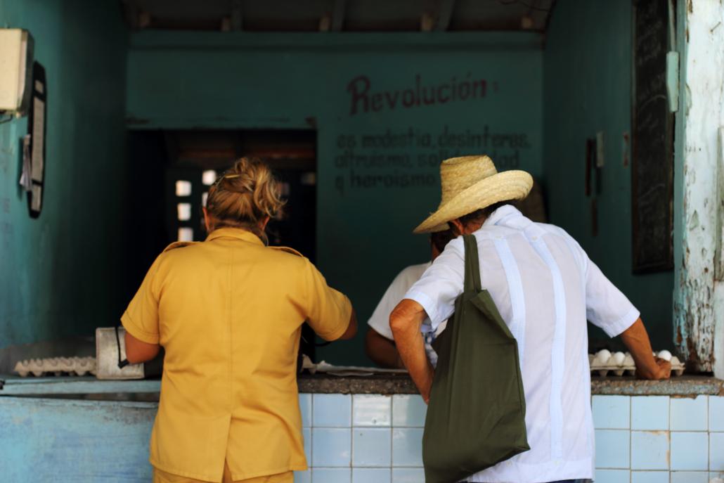 Hunger in Cuba