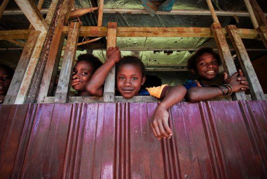 Hunger in Guinea