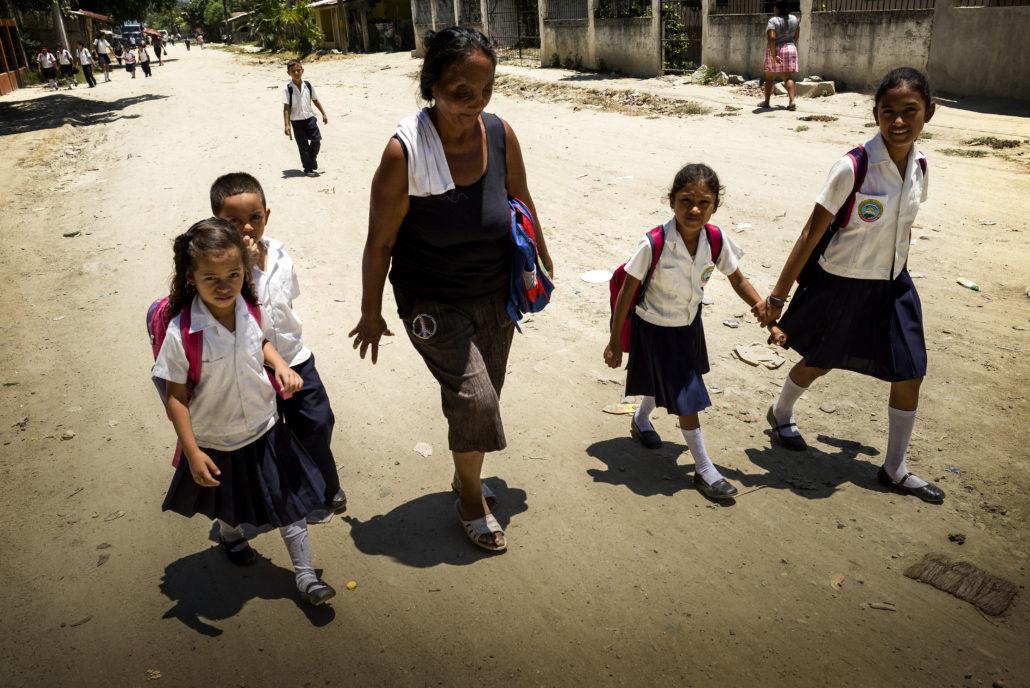 Hunger in Honduras