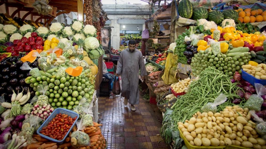 Hunger in Morocco