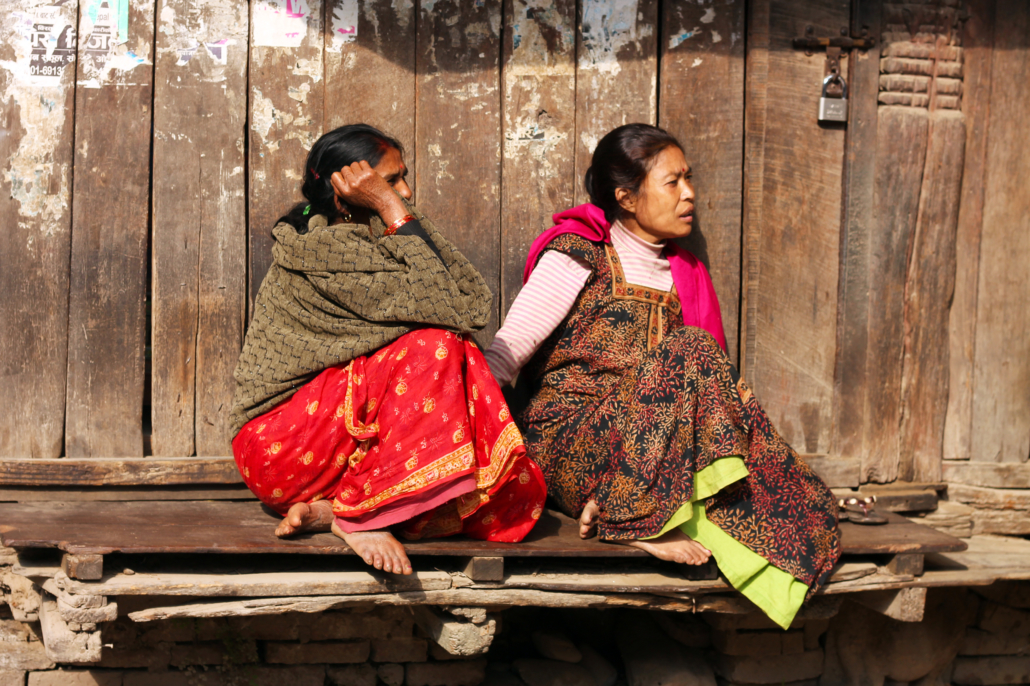 Hunger in Nepal