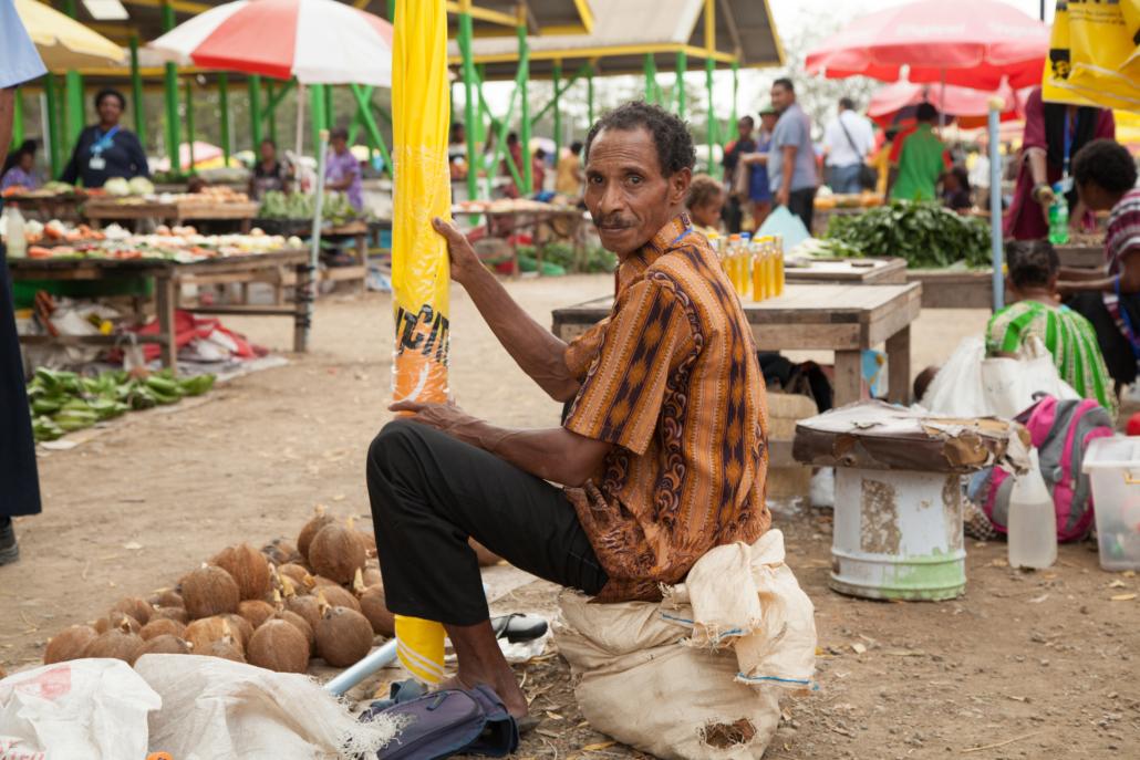 Hunger in Papua New Guinea
