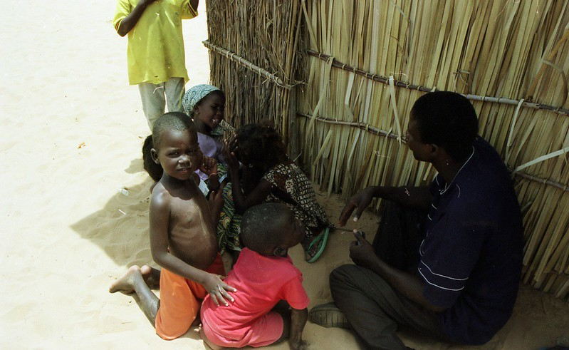 Hunger in Senegal