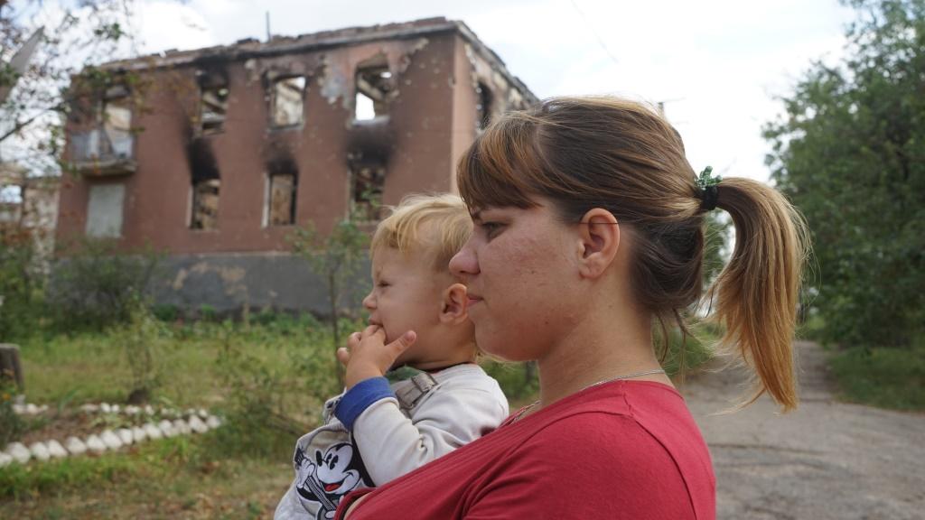 Hunger in Ukraine
