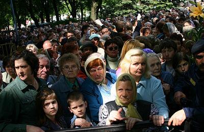 Hunger in Latvia