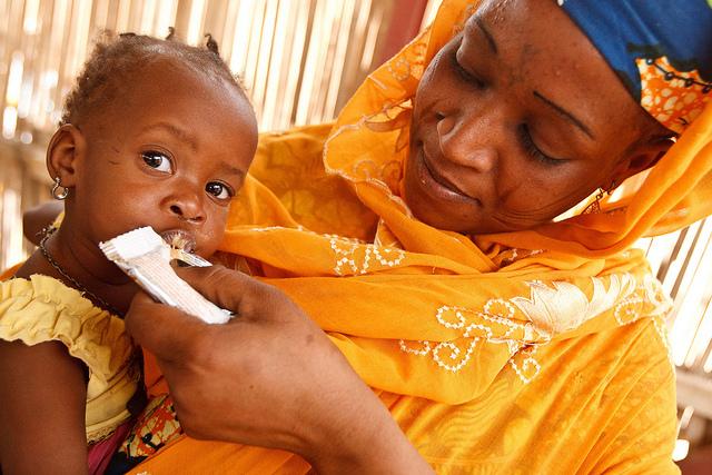 Hunger in Niger