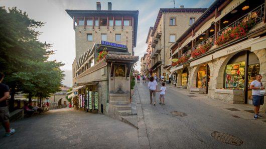 Hunger in San Marino