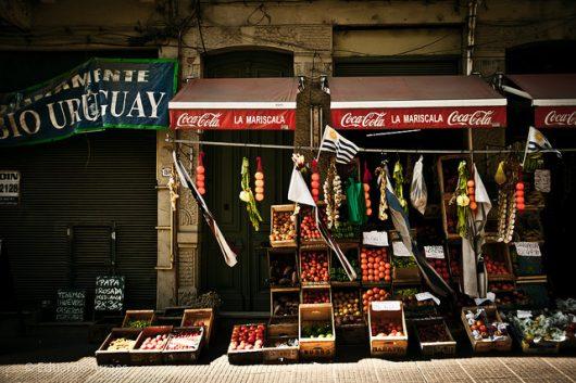 Hunger in Uruguay