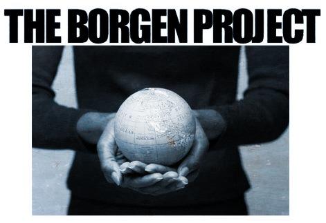 The Borgen Project Logo