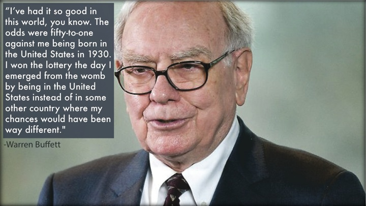 Warren Buffet Buffett