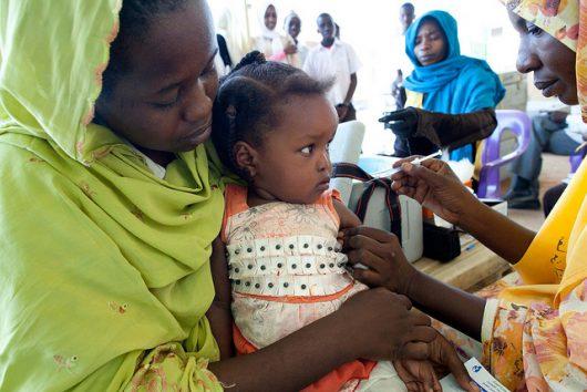 Immunization in Sudan