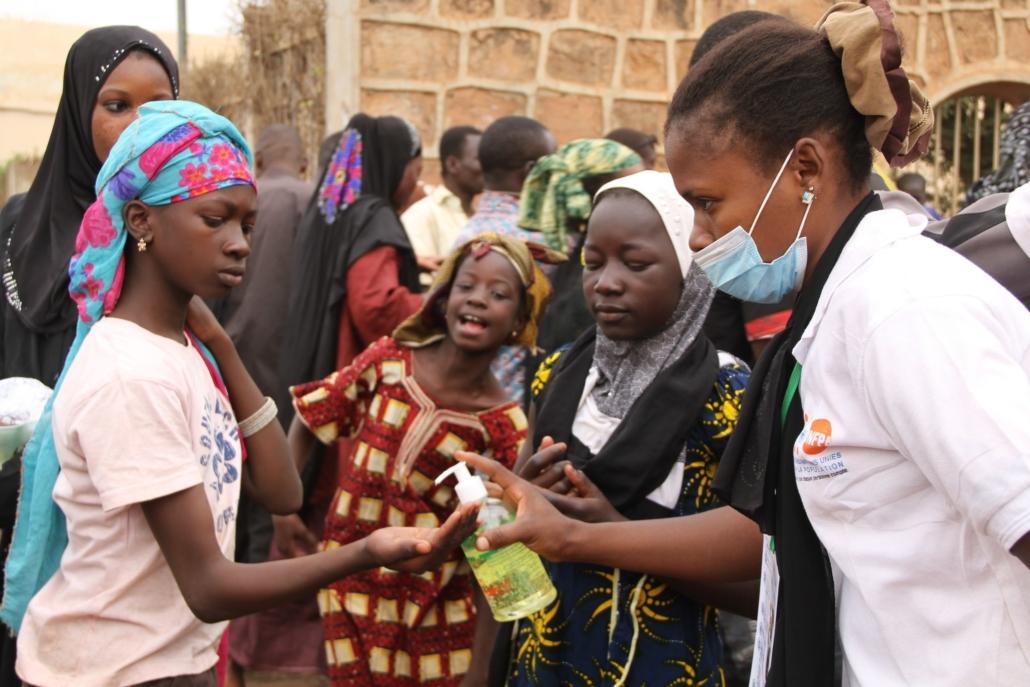 Impact of COVID-19 on Mali