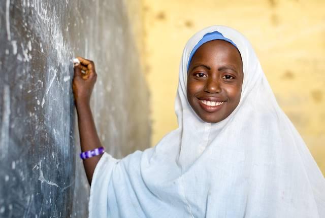Improve Girls' Education in Nigeria