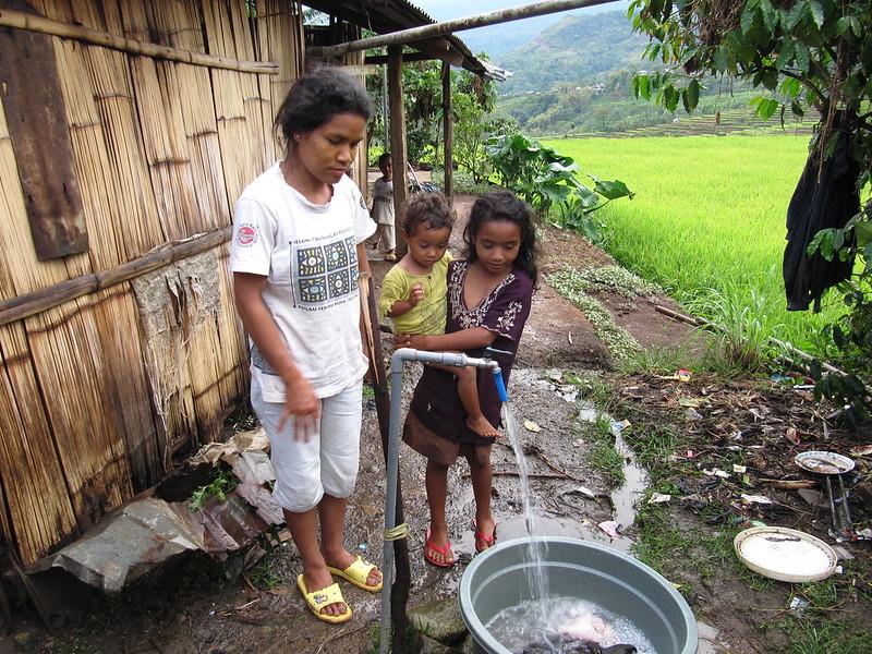Inadequate Sanitation In Indonesia