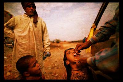 India Wins War Against Polio