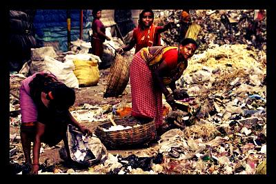 India_Rag_Pickers_Garbage_Waste