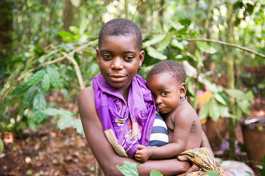 Indigenous People of the Congolese Rainforest
