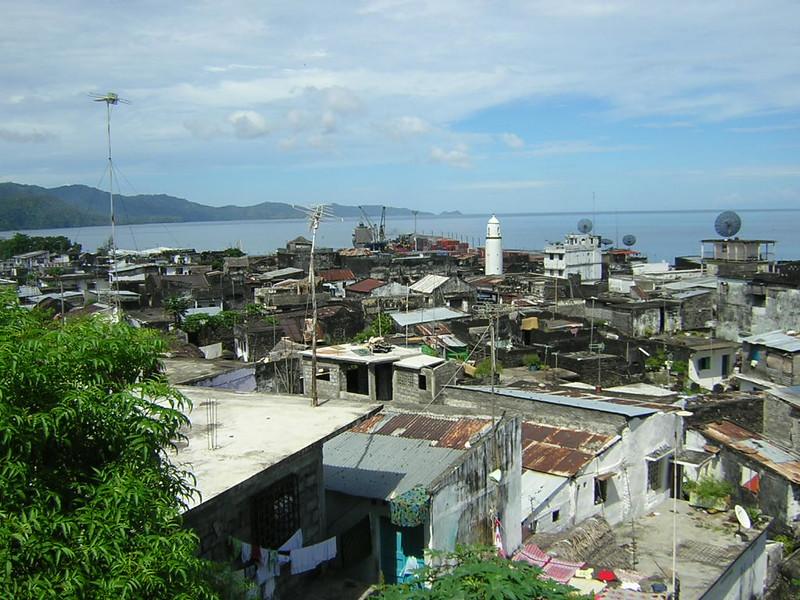 Infrastructure in Comoros
