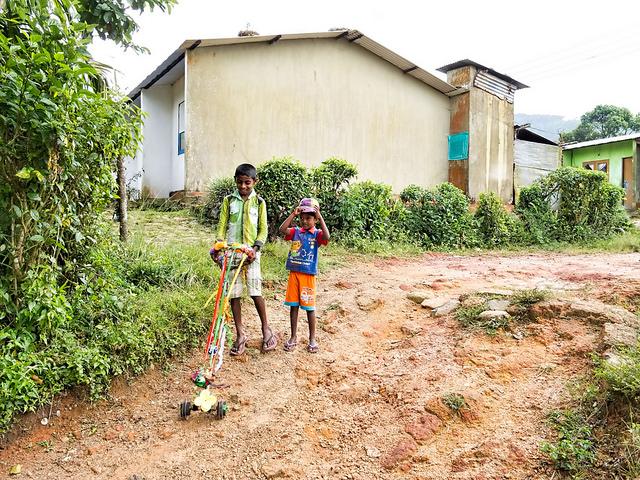 Infrastructure in Sri Lanka