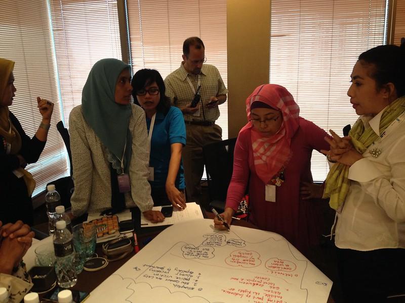 Inside the International Visitors Leadership Program