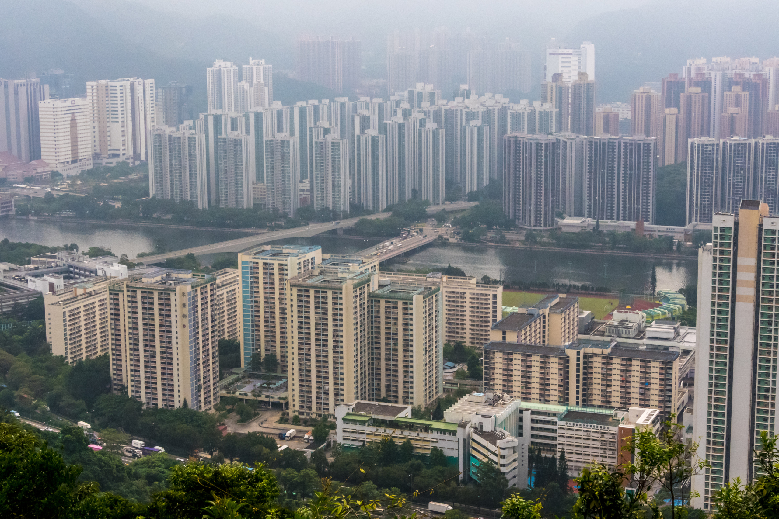 Hong Kong's Housing Crisis