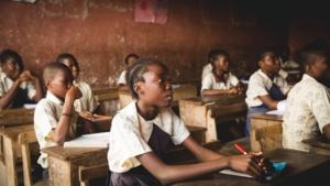 Irene's School in Uganda