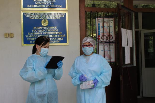 Kazakhstan COVID-19 vaccine